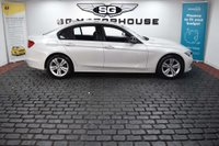 USED 2015 64 BMW 3 SERIES 2.0 316d Sport (s/s) 4dr 4 Brand New Tyres, FSH