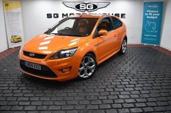 2009 FORD FOCUS 2.5 SIV ST-2 3dr £8495.00