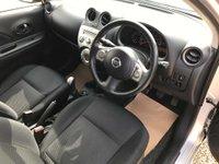 USED 2011 61 NISSAN MICRA 1.2 12v Acenta 5dr £30 Road Tax