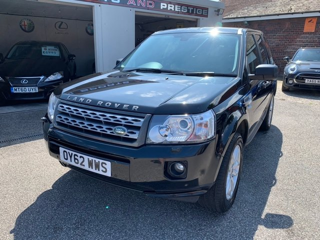 LAND ROVER FREELANDER at Euxton Sports and Prestige