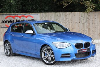 2013 BMW 1 SERIES M135I. 1OWNER-FULL BMW SERVICE HISTORY. £15995.00