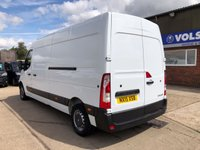 USED 2015 15 RENAULT MASTER 2.3 LM35 BUSINESS DCI LWB 125 BHP LOW MILEAGE