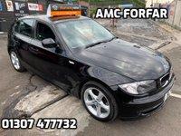 2011 BMW 1 SERIES 2.0 116I SPORT 5d 121 BHP £5295.00