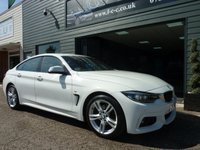USED 2017 17 BMW 4 SERIES 420D M SPORT GRAN COUPE 4d AUTO 188 BHP