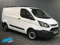 USED 2013 63 FORD TRANSIT CUSTOM 2.2 270 L1H1 TAILGATE * 0% Deposit Finance Available