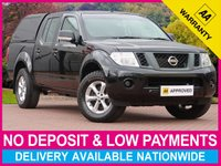 USED 2016 65 NISSAN NAVARA 2.5 DCI VISIA DOUBLE CAB HARDTOP CANOPY AEROKLASS HARDTOP CANOPY AIR CONDITIONING ALLOYS