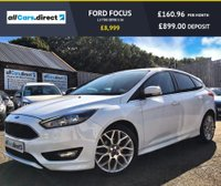 USED 2015 15 FORD FOCUS 1.5 TDCI ZETEC S 5d