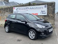 USED 2017 66 HYUNDAI I10 1.0 SE 5d 65 BHP FINANCE AVAILABLE+CRUISE CONTROL+FULL SERVICE HISTORY+1 OWNER FROM NEW