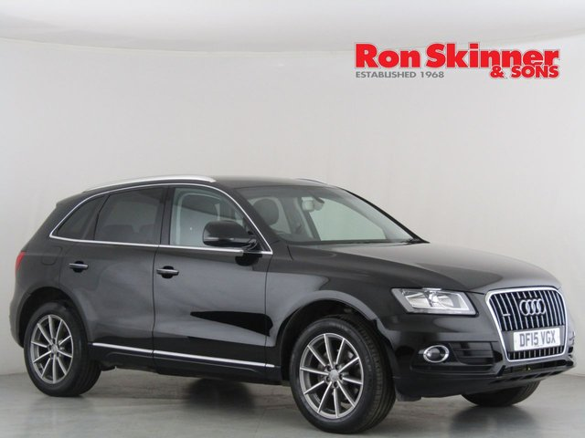 View our 2015 15 AUDI Q5 2.0 TDI QUATTRO SE 5d 175 BHP