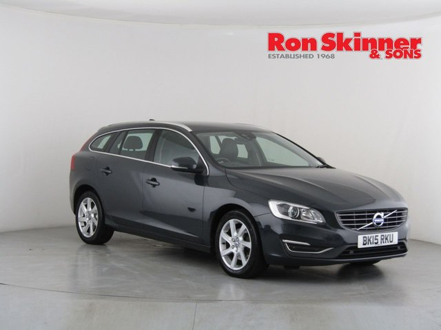 View our 2015 15 VOLVO V60 2.0 D4 SE LUX NAV 5d 178 BHP