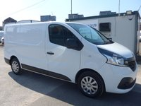 USED 2015 65 RENAULT TRAFIC 1.6 SL27 BUSINESS PLUS DCI, 115 BHP