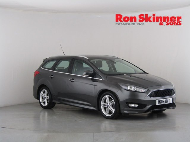 View our 2016 16 FORD FOCUS 1.5 ZETEC S TDCI 5d 118 BHP