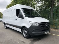 2018 MERCEDES-BENZ SPRINTER 2.1 314 CDI 1d 141 BHP £19950.00