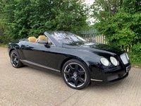 2006 BENTLEY CONTINENTAL GTC 6.0 GTC 2d AUTO 550 BHP £32995.00