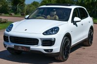 USED 2016 65 PORSCHE CAYENNE 3.0 TD Tiptronic 4WD (s/s) 5dr NAV+PAN ROOF+HEATED SEAT