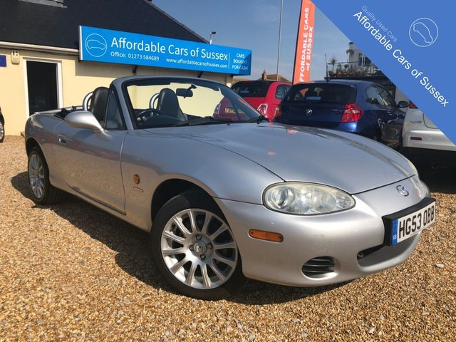 2003 53 MAZDA MX-5 1.6 ANGELS 2d 109 BHP