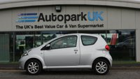 USED 2008 08 TOYOTA AYGO 1.0 PLATINUM VVT-I 3d 68 BHP 0% FINANCE AVAILABLE ON THIS CAR - ENDS 31ST AUGUST! APPLY NOW!!