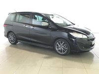 USED 2015 65 MAZDA MAZDA 5 1.6 D SPORT VENTURE EDITION 5d 113 BHP 1 OWNER | LEATHER | ALLOYS |