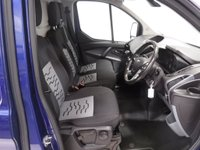 USED 2015 15 FORD TRANSIT CUSTOM 2.2 290 LIMITED LR P/V 1d 124 BHP