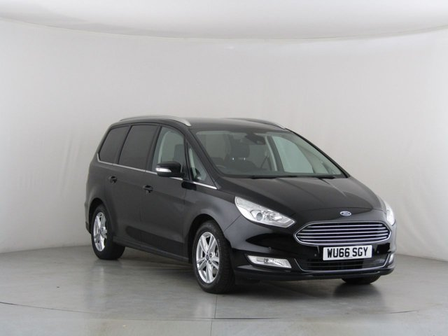 View our 2016 66 FORD GALAXY 2.0 TITANIUM TDCI 5d 148 BHP