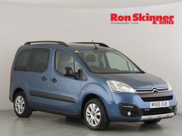 View our 2015 65 CITROEN BERLINGO MULTISPACE 1.6 BLUEHDI XTR 5d 98 BHP
