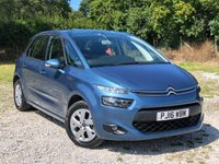 USED 2016 16 CITROEN C4 PICASSO 1.6 BLUEHDI VTR PLUS 5d 98 BHP