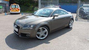 2011 AUDI TT 2.0 TDI QUATTRO SPORT 2d 170 BHP £9995.00