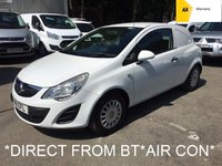 USED 2011 11 VAUXHALL CORSA 1.3 CDTI ECOFLEX *DIRECT FROM BT*AIR CON*