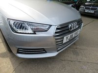 USED 2016 16 AUDI A4 2.0 AVANT TDI ULTRA SPORT Avant Sat nav Cruise Bluetooth & audio SatNav,Heated Seats,Stop /Start