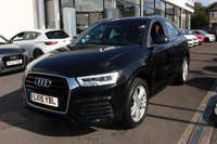 USED 2015 15 AUDI Q3 1.4 TFSI CoD S line (s/s) 5dr