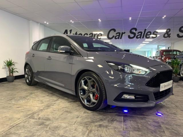 2017 17 FORD FOCUS 2.0 T EcoBoost ST-3 (s/s) 5dr