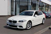 2011 BMW 5 SERIES 2.0 520d M Sport 181 BHP 4dr £9682.00
