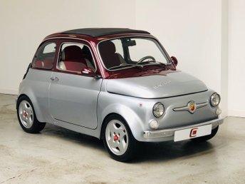 1973 FIAT 500 0.5 BERLINA 2d **CLASSIC** £9995.00
