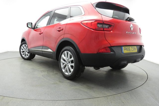 RENAULT KADJAR at Georgesons