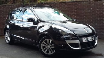 2010 RENAULT SCENIC 1.4 PRIVILEGE TOMTOM TCE 5d 129 BHP £3989.00