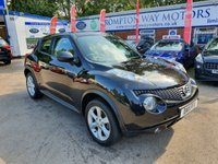 USED 2011 11 NISSAN JUKE 1.6 ACENTA 5d 117 BHP 0%  FINANCE AVAILABLE ON THIS CAR PLEASE CALL 01204 393 181