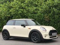 2015 MINI HATCH ONE 1.2 ONE 3d 101 BHP £7990.00