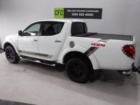 USED 2011 11 MITSUBISHI L200 2.5 DI-D 4X4 BARBARIAN LB DCB 1d 175 BHP # BUY FOR ONLY 34 A W/K FINANCE
