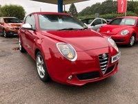 2014 ALFA ROMEO MITO 0.9 TWINAIR DISTINCTIVE 3d 105 BHP £5999.00