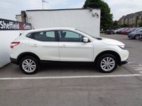USED 2014 14 NISSAN QASHQAI 1.2 ACENTA DIG-T 5d 113 BHP £212 A MONTH WITH NO DEPOSIT LOW MILEAGE ALLOYS CLIMATE CONTROL CD AUDIO