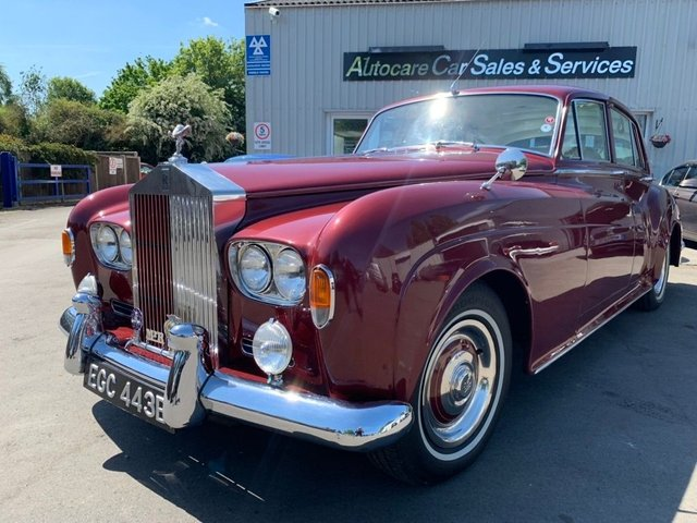 1964 ROLLS-ROYCE SILVER CLOUD 6.2 5dr