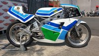 USED 1984 YAMAHA TZ 250 K Road Racer Classic Rare historic machine