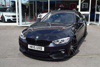 USED 2015 15 BMW 4 SERIES 3.0 430D M SPORT GRAN COUPE 4d AUTO 255 BHP FINANCE TODAY WITH NO DEPOSIT