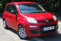 USED 2015 64 FIAT PANDA 1.2 POP 5d 69 BHP Low Insurance