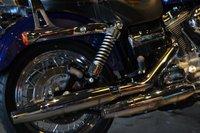 USED 2007 07 HARLEY-DAVIDSON FXDC DYNA SUPER GLIDE CUSTOM 1584cc FXDC DYNA SUPER GLIDE CUSTOM  1 OWNER LOW MILES