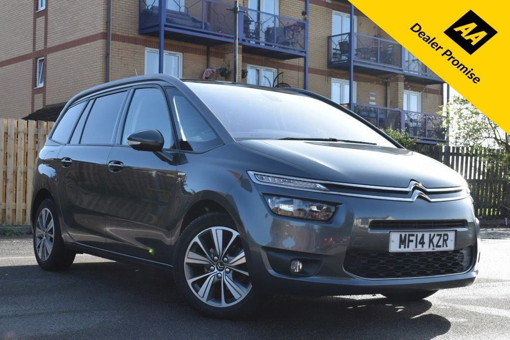 USED 2014 14 CITROEN C4 GRAND PICASSO 1.6 E-HDI AIRDREAM EXCLUSIVE PLUS ETG6 5d AUTO 113 BHP
