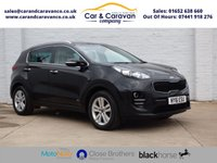 USED 2016 16 KIA SPORTAGE 2.0 CRDI KX-2 5d 134 BHP Full KIA History SAT-NAV A/C Buy Now, Pay Later Finance!