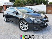 2014 VAUXHALL ASTRA 1.4 GTC SRI S/S 3d 118 BHP £5895.00