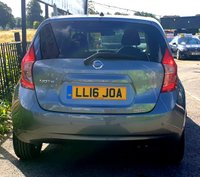 USED 2016 16 NISSAN NOTE 1.2 ACENTA DIG-S 5d AUTO 98 BHP