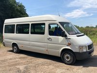 USED 2004 54 VOLKSWAGEN LT 2.5TDI 35 109 BHP LWB HIGH ROOF DISABLED PASSENGER MINI BUS RICON TAILIFT+ NO VAT+